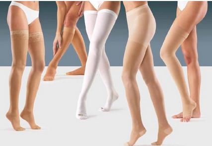 aspetto dettagliato colore veloce immagini ufficiali calze ripostanti preventive a compressione graduata